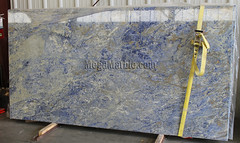 Sodalite Blue Granite Slabs