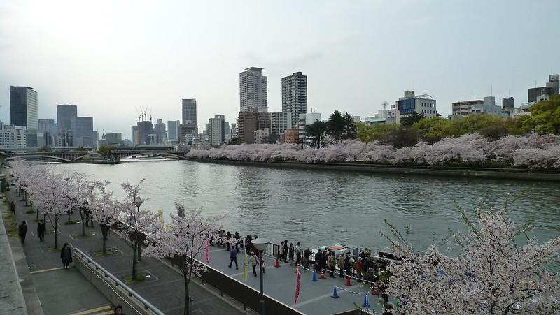 Okawa River, Osaka