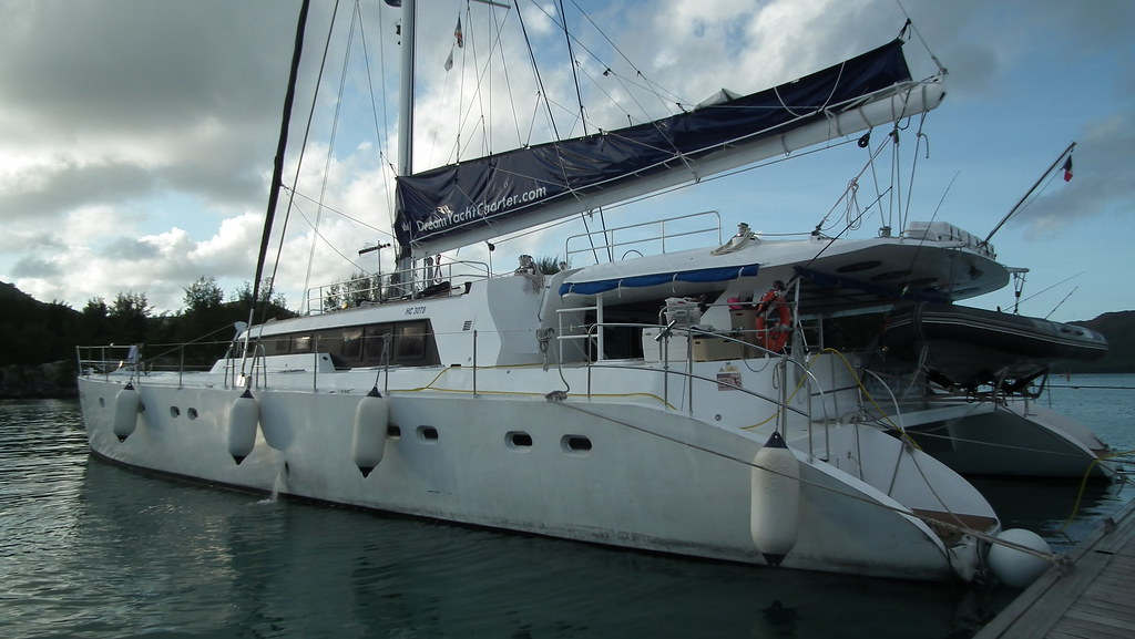 Catamaran Mojito 78 Dream Yacht Charter Costa Rica 9