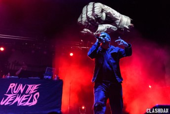 Run The Jewels @ Hopscotch Music Festival, Raleigh NC 2017