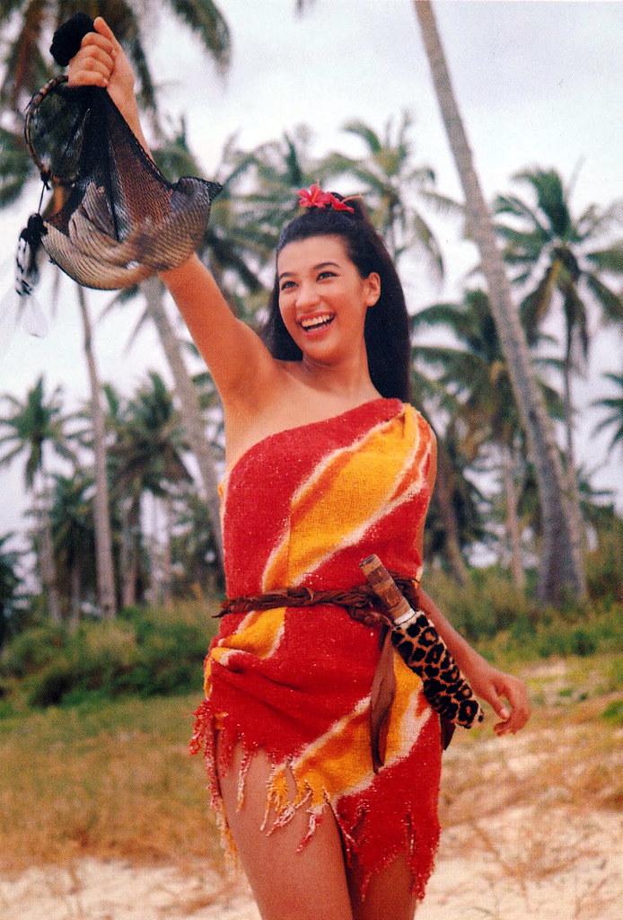 Bibari Beverly Maeda In Son Of Godzilla 1967 Via