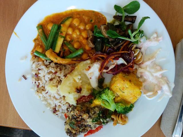 222 Veggie Vegan buffet