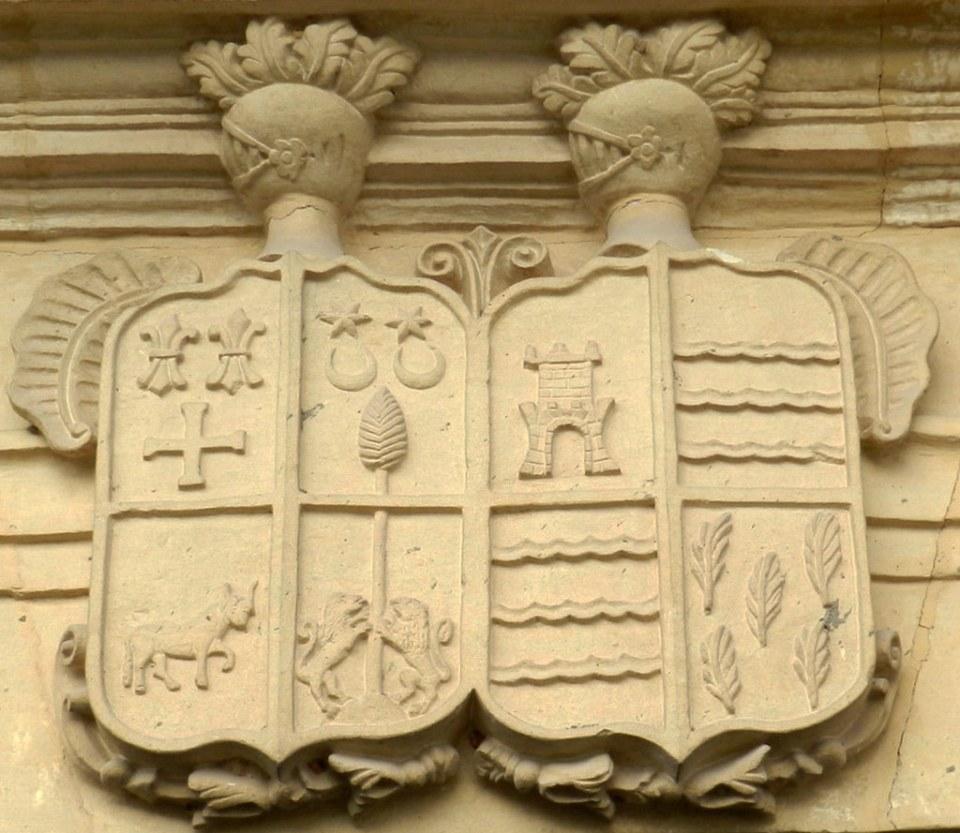 Escudo heraldico Ronda Malaga 30