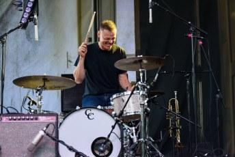American Football @ Pitchfork Music Festival, Chicago IL 2017