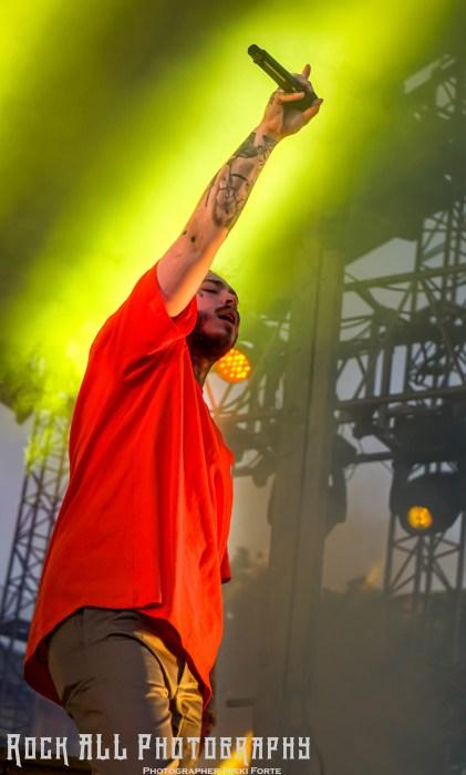 POST MALONE - Bunbury Music Festival 2018 - 6/2/18 - Cincinnati Ohio