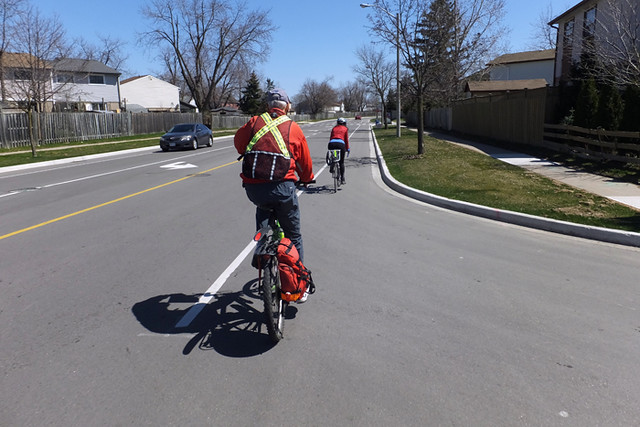 2016 03 Bramalea CycleFest Route planning_700