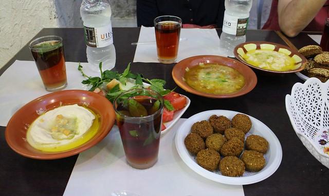 Jordanian Cuisine, Amman, Jordan