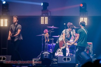 The Vamps @ Abbotsford Centre - August 15th2015