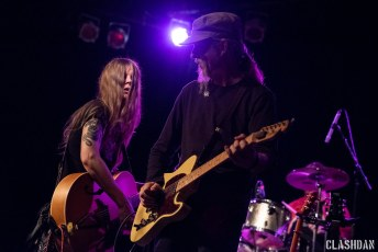 Sarah Shook and the Disarmers @ Cat's Cradle in Carrboro NC on April 6th 2018