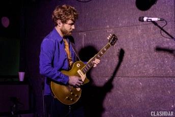 Albert Hammond Jr @ U Street Music Hall in Washington DC on March 27th 2018