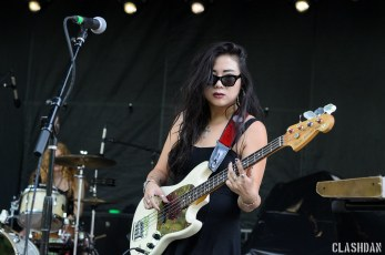 L.A. Witch @ Shaky Knees Music Festival, Atlanta GA 2018