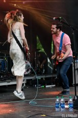 Charly Bliss @ Shaky Knees Music Festival, Atlanta GA 2018