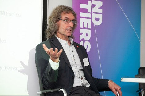 SES Ultra HD Conference 2018 - Nick Simon, CEO, Euroconsult Account Director/Consumer Electronics, GfK