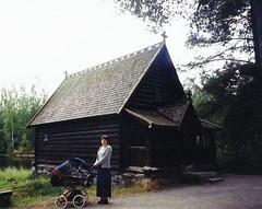 Maihaugen - Fishermen's  Chapel  (Fiskerkapellet)