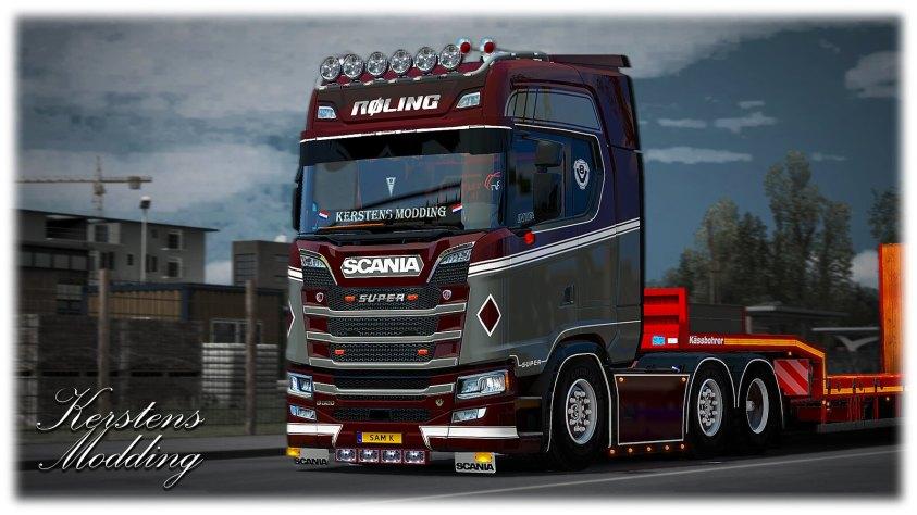 Roling Scania S