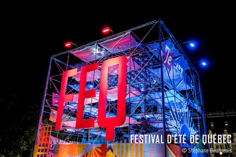 Le Cube - FEQ 2018