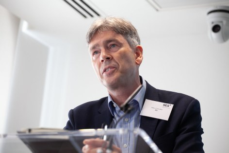 SES Ultra HD Conference 2018 - Mike Chandler, Managing Director, SES Astra GB