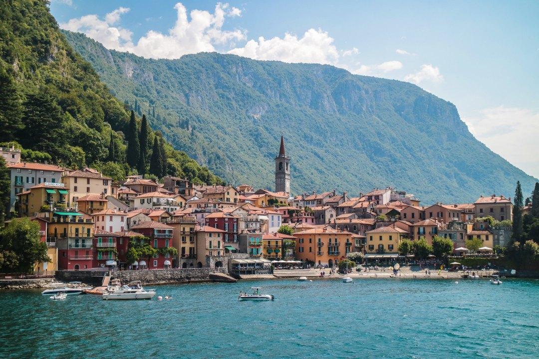 Fine settimana romantico sul Lago di Como