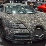 Bugatti Veyron By Mansory Vivere Diamond Edition Supercars Gallery