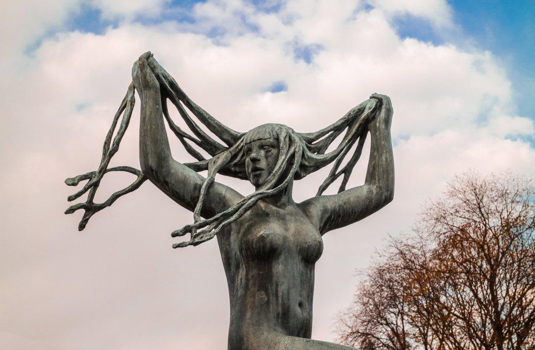 Parco di Vigeland, Oslo