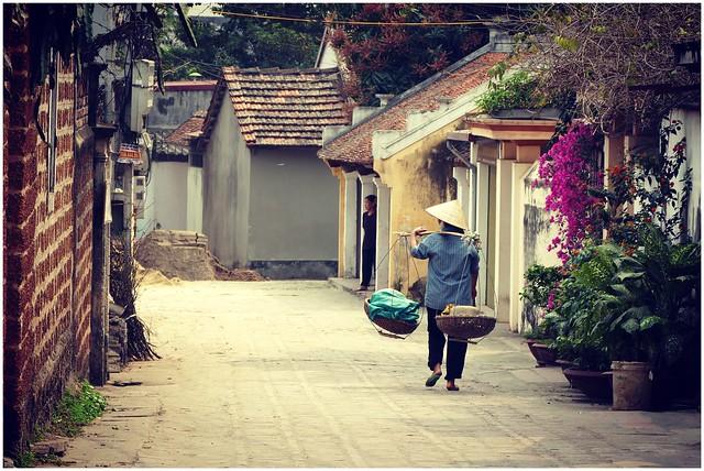 L'antico villaggio di Duong Lam ...