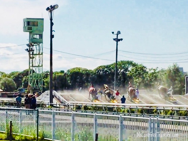 Banei Tokachi Horse Racing Hokkaido Japan