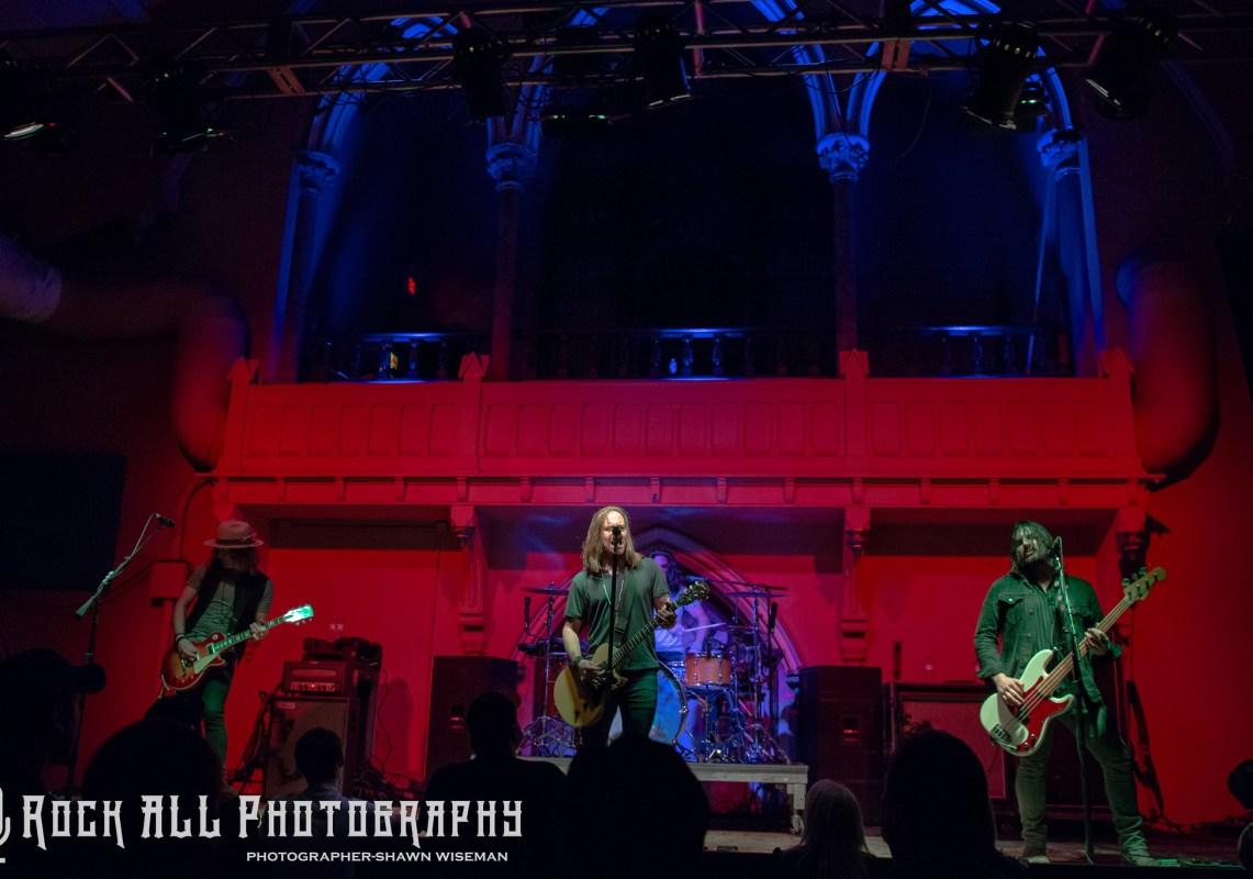 Wayland - Southgate House Revival - Newport, KY 4/26/18