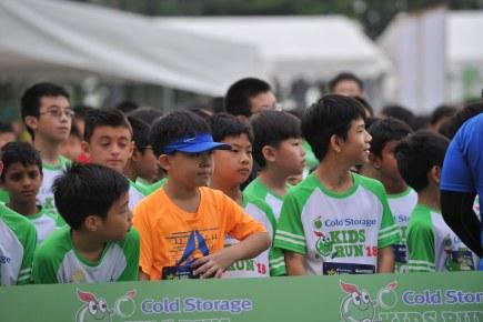 Cold Storage Kids Run 2018