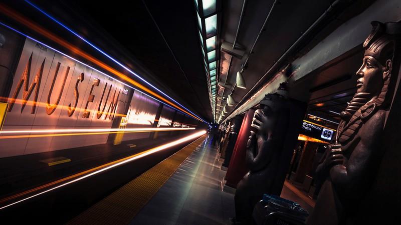 Museum Station Toronto