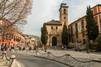 De Iglesia de San Gil y Santa Ana.