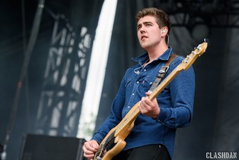 The Sherlocks @ Shaky Knees Music Festival, Atlanta GA 2018