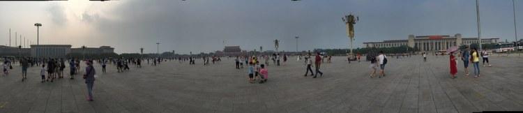 Tianamen Square
