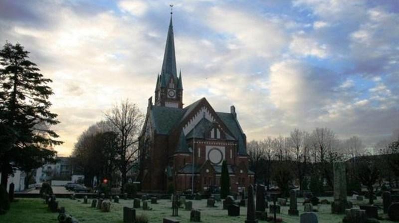 Sandefjord Kirke