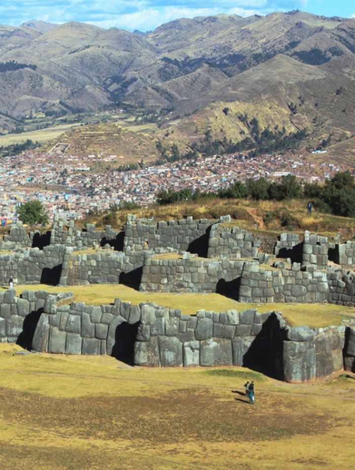 Temple of Saksaywaman