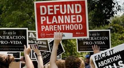 Image result for Defund International Planned Parenthood