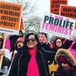 Women's March removes pro-life group from their list of partners