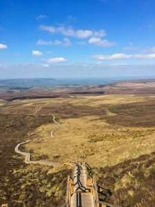 Irelands Stairway to Heaven - Cuilcagh Mountain