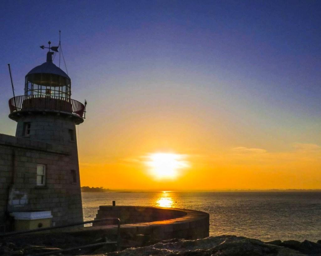 Dublin Sunset Howth