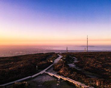Sunset, Ticknock, Ireland