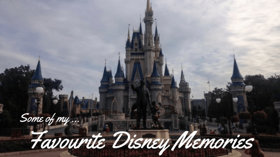 Some of my favourite disney memories