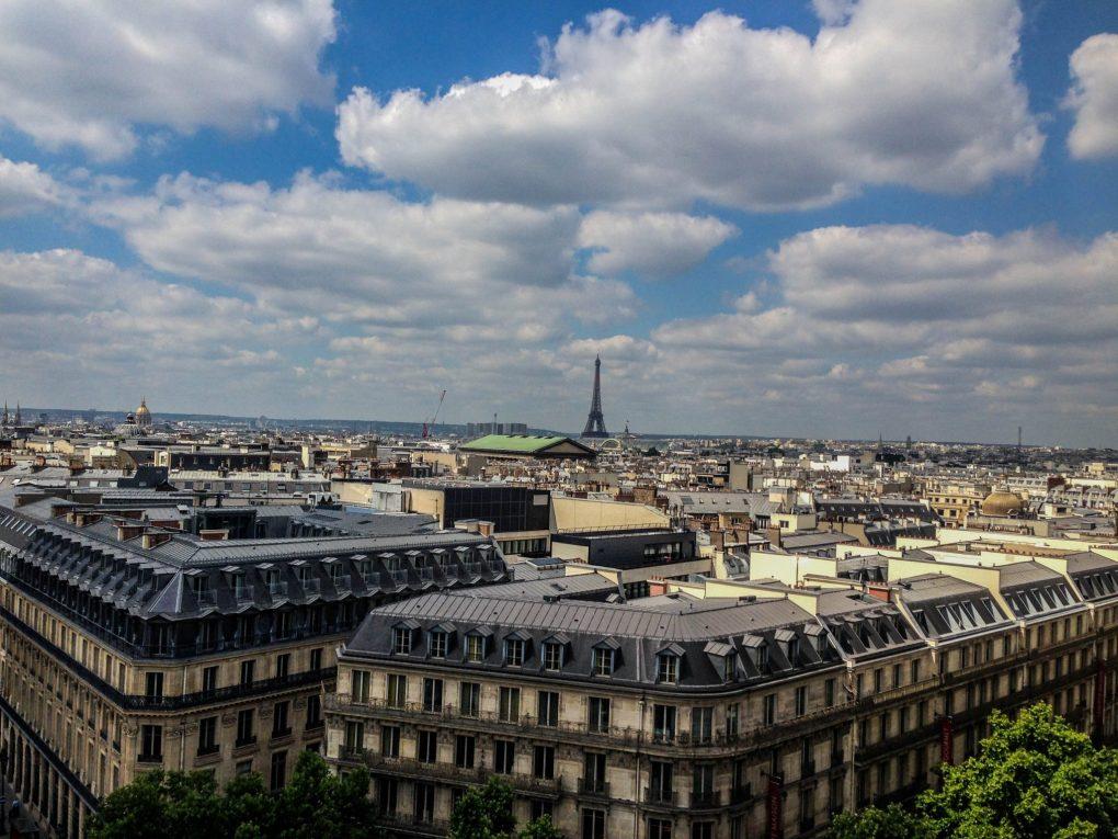 Interrail Itinerary Last Stop Paris, France