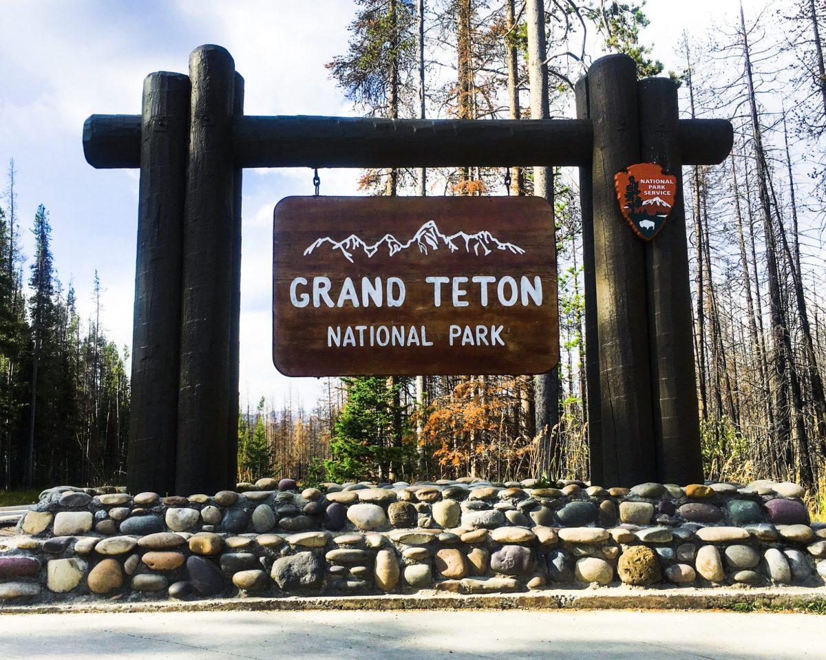 Hiking Grand Tetons: Jenny Lake & Leigh Lake