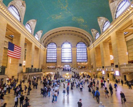 Grand Central, New York