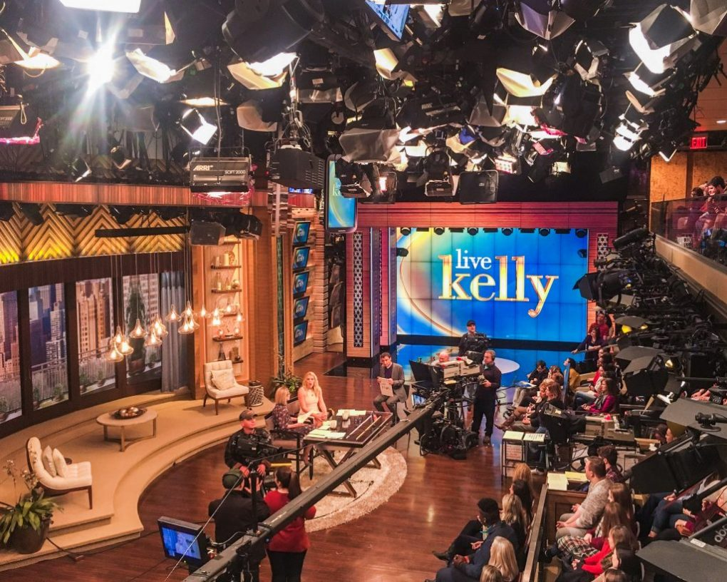 tv shows in new york city taping Live with Kelly Tickets