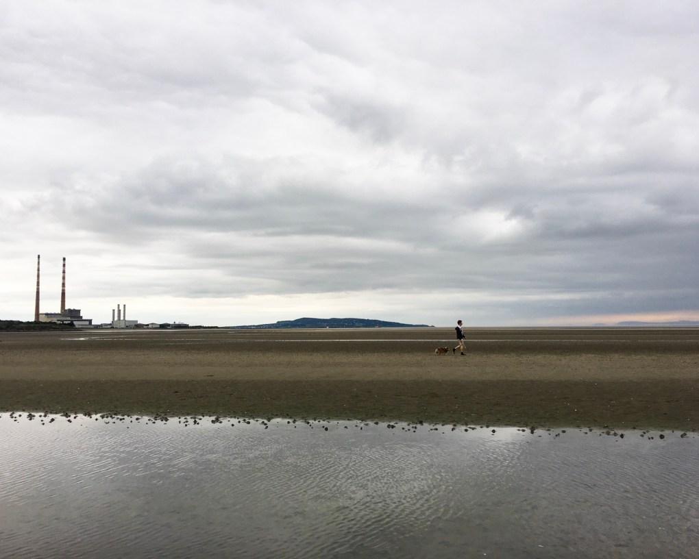 Walks in Dublin Sandymount