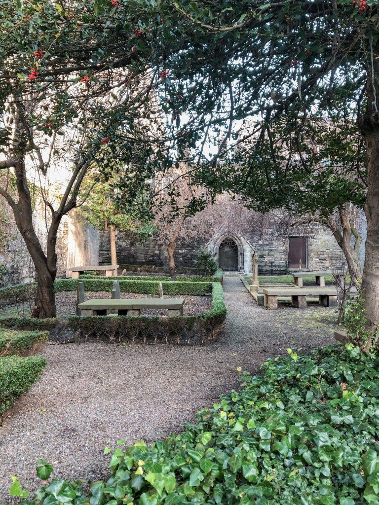 Huguenot Cemetery, Dublin, Ireland