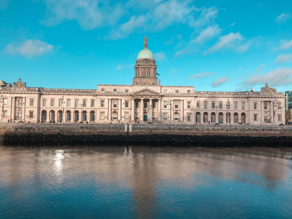 2 Day Dublin Itinerary Custom House, Dublin, Ireland