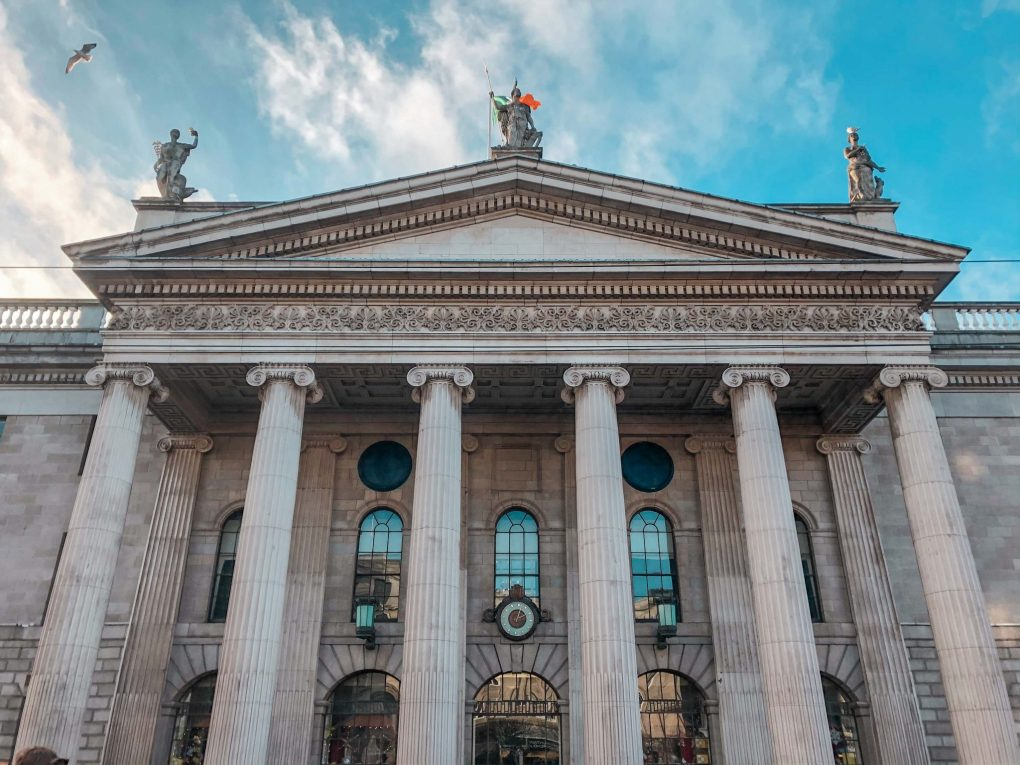 2 Days in Dublin: The GPO, Dublin, Ireland