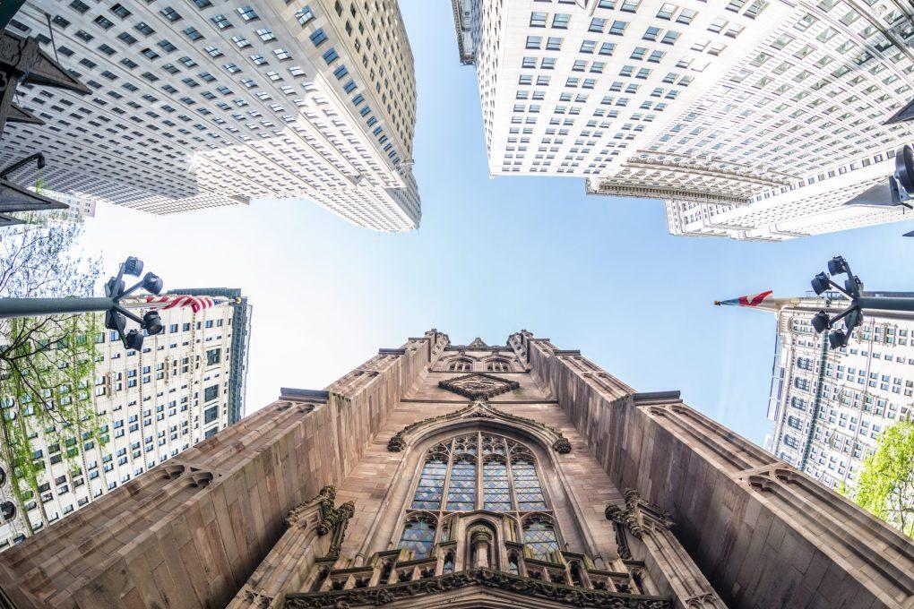 Trinity Church, New York, USA
