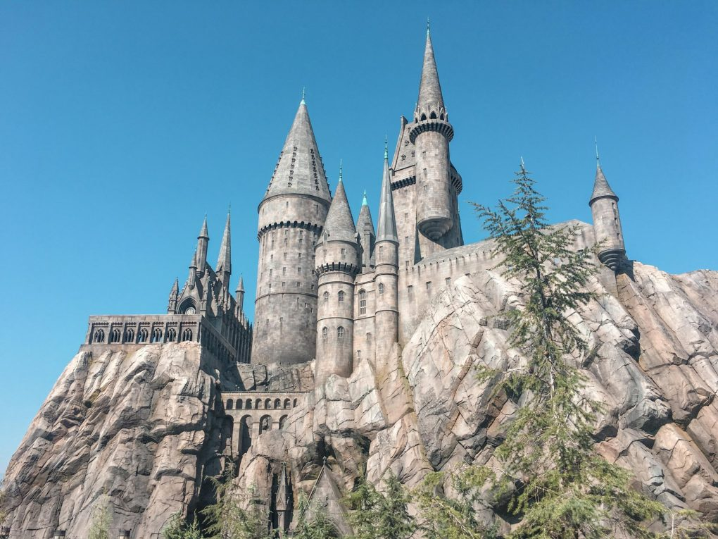 Wizarding World of Harry Potter, Universal Studios, Hollywood, California, United States